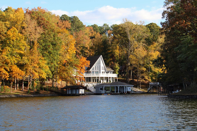 Lake Gaston real estate agent
